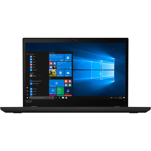 """Built to perform and engineered to endure, our flagship laptops have you covered in the office, out in the field, and everywhere in between. Productivity-rich features like epic battery life, blazing-fast USB -C Thunderbolt® ports, and powerful processing keep you up and running.  Lenovo ThinkPad T15 Gen 1 20S60015US 15.6"""" Laptop (1.80 GHz Intel Core i7-10610U (10th Gen) Quad-core (4 Core), 8 GB DDR4 SDRAM, 256 GB SSD, Windows 10 Pro)"""