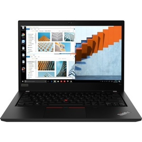 "Lenovo ThinkPad T14s Gen 1 20UH000HUS 14"" Laptop (2.10 GHz AMD Ryzen 5-PRO-4650U, 8 GB DDR4 SDRAM, 256 GB SSD, Windows 10 Pro)"