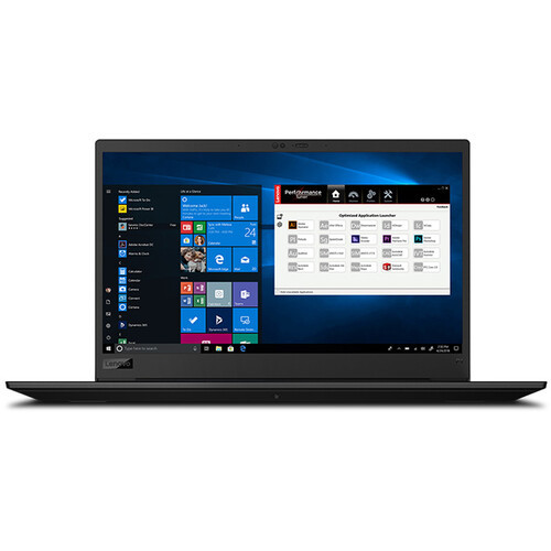 "Lenovo ThinkPad P1 Gen 3 20TH0037US 15.6"" Mobile Workstation Laptop (2.60 GHz Intel Core i7-10750H (10th Gen) Hexa-core (6 Core), 32 GB DDR4 SDRAM, 1 TB SSD, windows 10 Pro)"