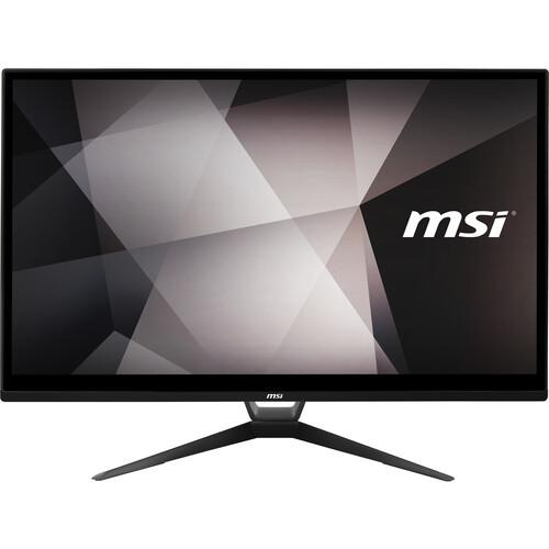 """MSI PRO 22XT 10M-210US All-in-One 21.5"""" Desktop (2.90 GHz Intel Core-i5-10400 (10th Gen) Hexa-core (6 Core), 8 GB DDR4 SDRAM, 256 GB M.2 NVMe SSD, Windows 10 Pro)"""