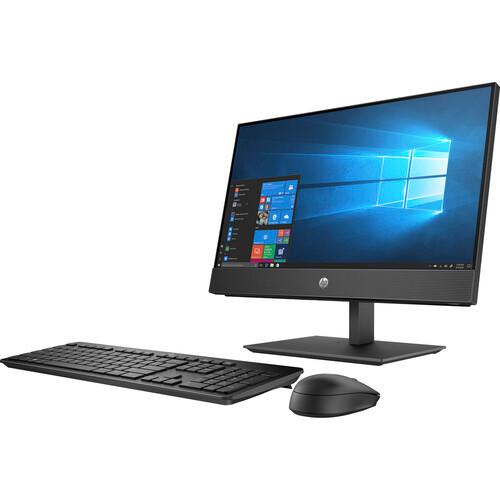 """HP Business ProOne 600 G5 All-in-One 21.5"""" Desktop (3 GHz Intel Core i5-9500 (9th Gen) Hexa-core (6 Core), 8 GB DDR4 SDRAM, 256 GB SSD, Windows 10 Pro)"""