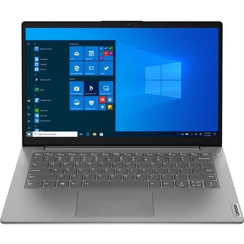 "Lenovo V14 G2 ITL 82KA005MUS 14"" Laptop (3 GHz Intel Core i3-1115G4 (11th Gen) Dual-core (2 Core), 8 GB DDR4 SDRAM, 256 GB SSD, Windows 10 Pro) (82KA005MUS)"