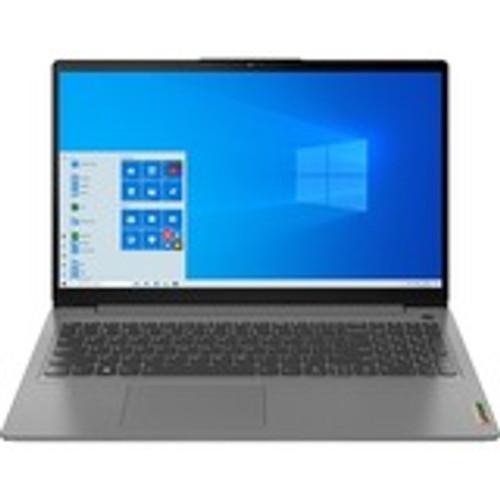 "Lenovo IdeaPad 3 15ITL06 82H8000DUS 15.6"" Laptop (2.80 GHz Intel Core i7-1165G7 (11th Gen) Quad-core (4 Core), 8 GB DDR4 SDRAM, 256 GB SSD, Windows 10 Home)"