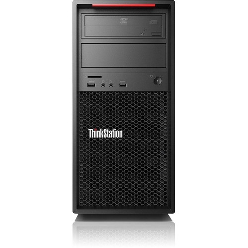 Lenovo ThinkStation P520c 30BX00D3US Workstation Desktop (4.10 GHz Intel Xeon W-2225 Quad-core (4 Core), 32 GB DDR4 SDRAM, 1 TB SSD, Windows 10 Pro)