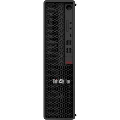 Lenovo ThinkStation P340 30DK000MUS Workstation Desktop (3.10 GHz Intel i5-10500 Hexa-core (6 Core), 16 GB DDR4 SDRAM, 512 GB SSD, Windows 10 Pro)