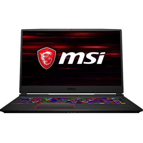 "MSI GE75 Raider 10SE-482 17.3"" Laptop (2.60 GHz Intel Core i7-10750H, 16 GB DDR4 SDRAM, 512 GB NVMe SSD, 1TB HDD 5400rpm, RTX 2060, Windows 10 Pro)"