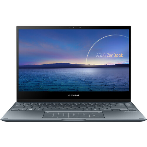 "Asus ZenBook Flip 13 UX363 UX363EA-XH71T 13.3"" Touchscreen Laptop (2.80 GHz Intel Core i7-1165G7 (11th Gen) Quad-core (4 Core), 16 GB DDR4 SDRAM, 512 GB SSD, Windows 10 Pro)"