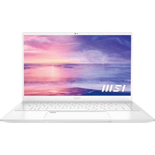 """MSI Prestige 14 14"""" Ultrabook Laptop (1.20 GHz Intel Core i7-1185G7 (11th Gen), 16 GB DDR4 SDRAM, GTX 1650 Max-Q, 1 TB SSD, Windows 10 Pro)"""
