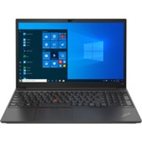 "Lenovo ThinkPad E15 G3 20YG003FUS 15.6"" Rugged Laptop (2.10 GHz AMD Ryzen 5 5500U Hexa-core (6 Core), 8 GB DDR4 SDRAM, 256 GB SSD, Windows 10 Pro)"