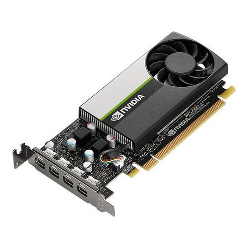 PNY NVIDIA T1000 Graphic Card - 4 GB GDDR6 - Low-profile Graphics Card