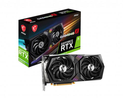 MSI NVIDIA GeForce RTX 3060 Ti 8 GB GDDR6 Graphic Card (LHR)