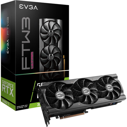 EVGA NVIDIA GeForce RTX 3060 Ti 8 GB GDDR6 Graphic Card (LHR)