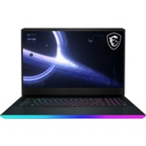 """MSI GS76 Stealth GS76 Stealth 11UH-029 17.3"""" Gaming Laptop (2.40 GHz Intel Core i7-11800H (11th Gen), 32 GB DDR4 SDRAM, 1 TB SSD, Windows 10 Pro)"""