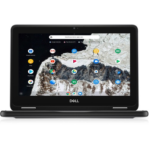 "Dell Chromebook 11 3000 3100 11.6"" Rugged Chromebook (Intel Celeron N4020 Dual-core (2 Core), 4 GB DDR4 SDRAM, 16 GB Flash Memory, Chrome OS)"