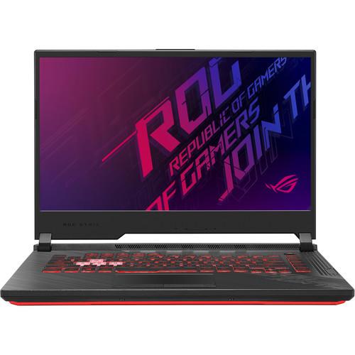 "Asus Strix G15 G512LI-RS73 15.6"" Gaming Laptop (2.60 GHz Intel Core i7 i7-10750H, 8 GB DDR4 SDRAM, 512 GB SSD, Windows 10 Home)"