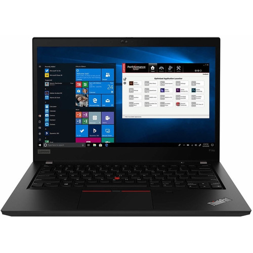 "Lenovo ThinkPad P14s Gen 2 20VX007CUS 14"" Rugged Mobile Workstation Laptop (2.80 GHz Intel Core i7-1165G7 11th Gen Quad-core (4 Core), 16 GB DDR4 SDRAM, 512 GB SSD, Windows 10 Pro)"