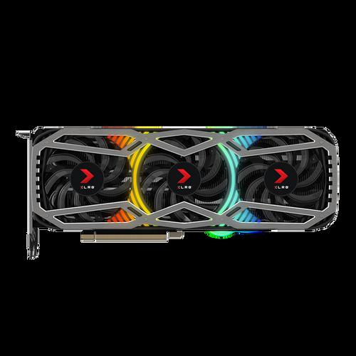 PNY GeForce RTX 3080 Ti 12GB XLR8 Gaming REVEL EPIC-X RGB Triple Fan LHR GMR308TN4KCGT3CKTP