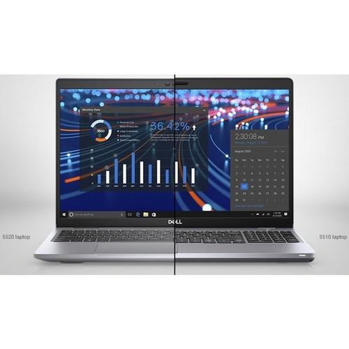 """Dell Latitude 5000 5520 15.6"""" Laptop (3 GHz Intel Core i7-1185G7 11th Gen Quad-core (4 Core), 16 GB DDR4 SDRAM, 512 GB SSD, Windows 10 Pro)"""