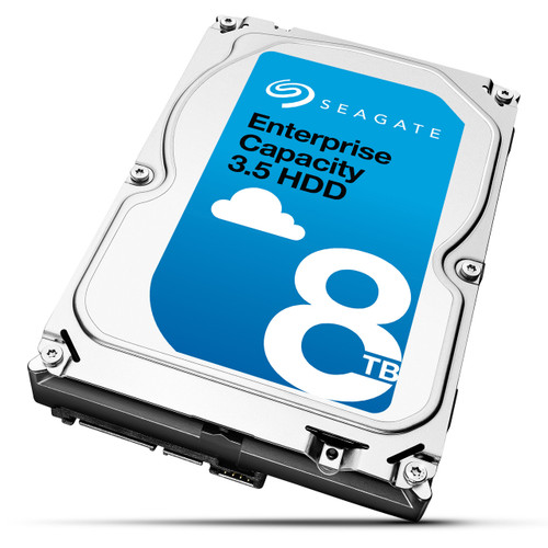 "Seagate Enterprise 8 TB 7200 RPM 3.5"" SATA Internal Hard Drive ST8000NM0055"