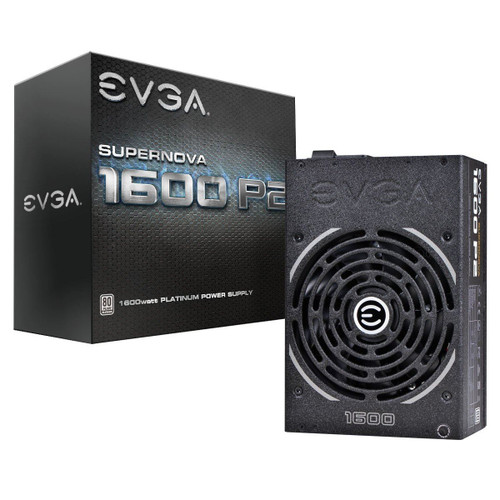 EVGA SuperNOVA 1600 P2 Platinum Power Supply 220-P2-1600-X1