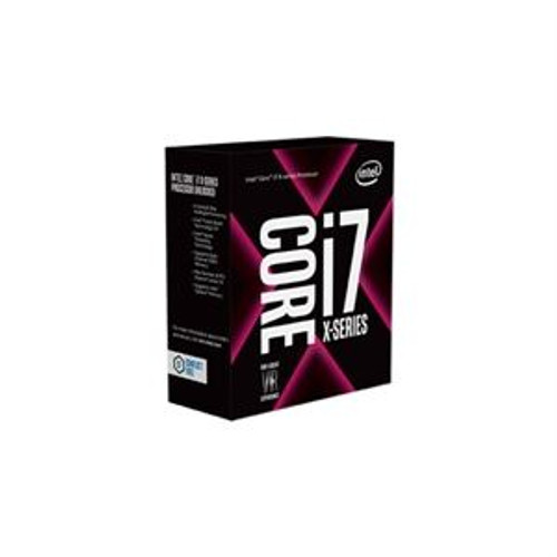 Intel Core i7 i7-9800X Octa-core (8 Core) 3.80 GHz Processor - Socket R4 LGA-2066 - Retail Pack