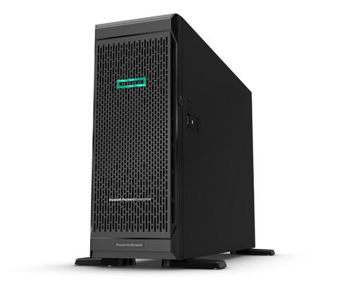 HPE ProLiant ML350 G10 4U Tower Server - 1 x Xeon Bronze 3106 1.70 GHz - 16 GB RAM - Serial ATA/600 Controller