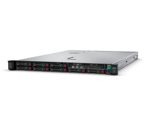 HPE ProLiant DL360 G10 1U Rack Server - 1 x Xeon Silver 4110 2.10 GHz - 16 GB RAM - 12Gb/s SAS, Serial ATA/600 Controller