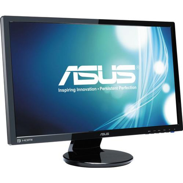"""Asus VE248Q 24"""" LED LCD Monitor - 16:9 - 2 ms"""