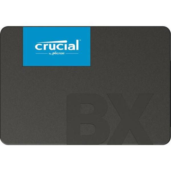"Crucial BX BX500 240 GB Solid State Drive CT240BX500SSD1 - SATA (SATA/600) - 2.5"" Drive - Internal"