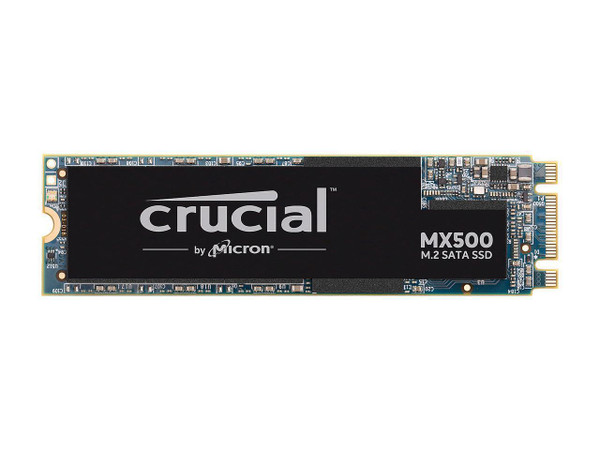 Crucial MX500 500 GB Solid State Drive CT500MX500SSD4 - SATA (SATA/600) - Internal - M.2 2280
