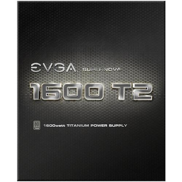 EVGA SuperNOVA 1600 T2 1600W 80 Plus Titanium Modular Power Supply