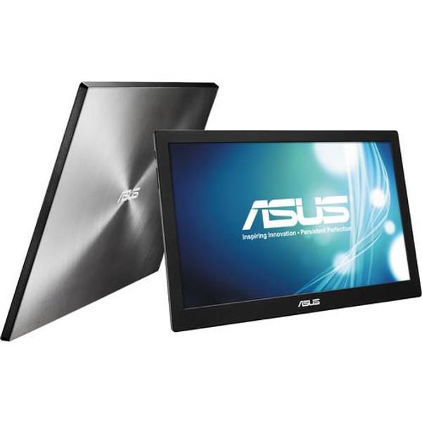 """Asus MB168B 15.6"""" LED LCD Monitor - 16:9 - 11 ms USB 3.0"""
