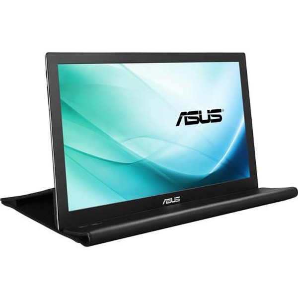 "Asus MB169B+ 15.6"" LED LCD Monitor - 16:9 - 14 ms USB 3.0"
