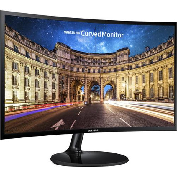 "Samsung C27F390 27"" C27F390FHN LED LCD Monitor - 16:9 - 4 ms - TAA Compliant"