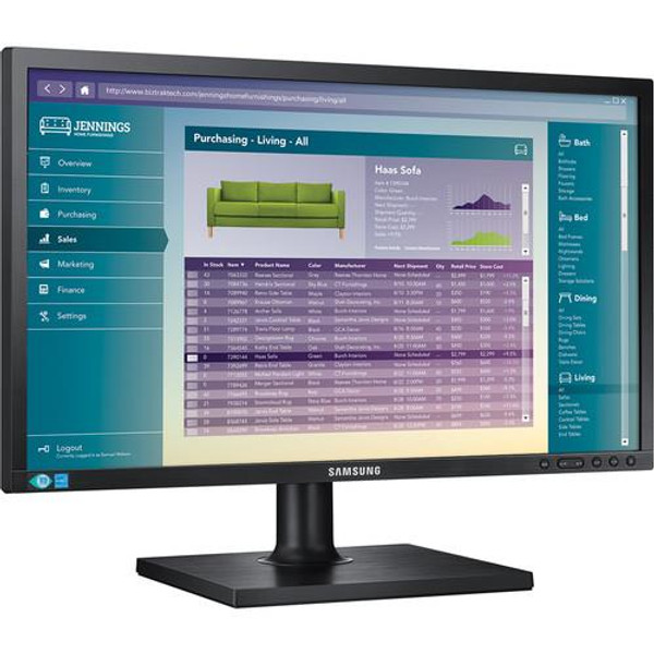 """Samsung S24E450D 24"""" LED LCD Monitor - 16:9 - 5 ms"""