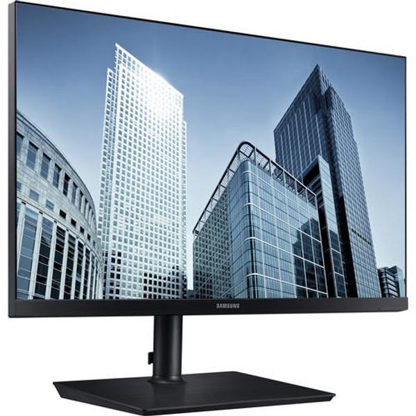 """Samsung IT 23.8"""" S24H850QFN 2560x1440 QHD Monitor"""