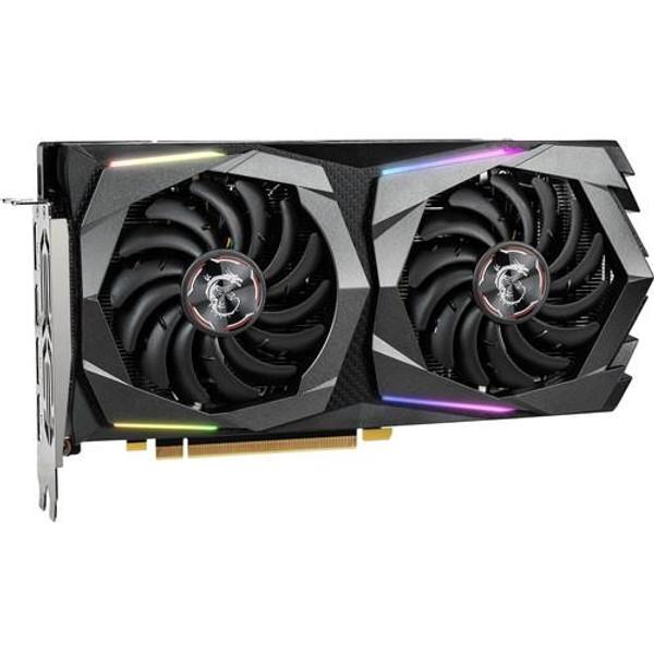 MSI GeForce GTX 1660 GAMING X 6G GeForce GTX 1660 Graphic Card - 1.86 GHz Boost Clock - 6 GB GDDR5