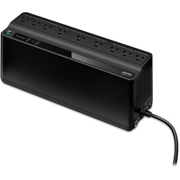 APC by Schneider Electric 850VA Back UPS BE850M2 120V