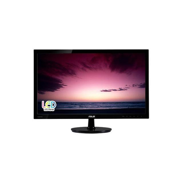 """Asus VS247H-P 23.6"""" LED LCD Monitor - 16:9 - 2 ms"""