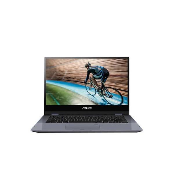 "Asus VivoBook Flip 14 TP412UA-DB71T 14"" Touchscreen Laptop (1.80 GHz Intel-7-8550U, 8 GB DDR4 SDRAM, 256 GB SSD, Windows 10 Home)"