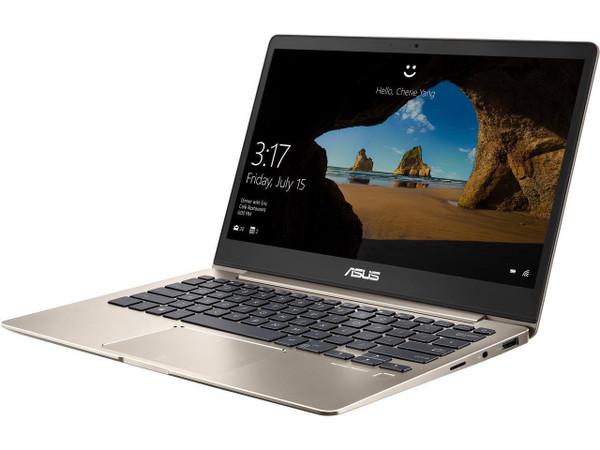 "Asus ZenBook 13 UX331UA-DS71 13.3"" Laptop IG (1.80 GHz Intel Core-i7-8550U, 8 GB DDR4 SDRAM, 256 GB SSD, Windows 10 Home)"