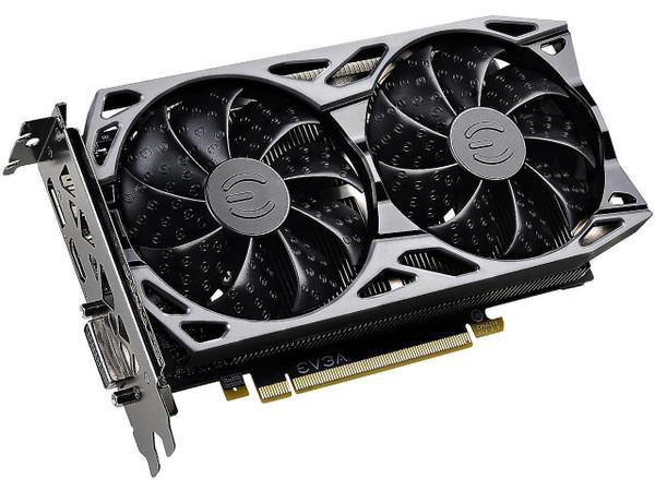 EVGA NVIDIA GeForce GTX 06G-P4-1067-KR 1660 SC ULTRA GAMING 6GB GDDR5 DVI/HDMI/DisplayPort PCI-Express Video Card