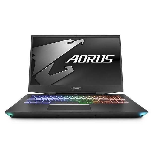 "Gigabyte AORUS 15-X9-RT4BD 15.6"" Laptop (2.20 GHz Intel Core i7-8750H, 16 GB DDR4 SDRAM, 2 TB HDD, 512 GB SSD, Windows 10 Home)"