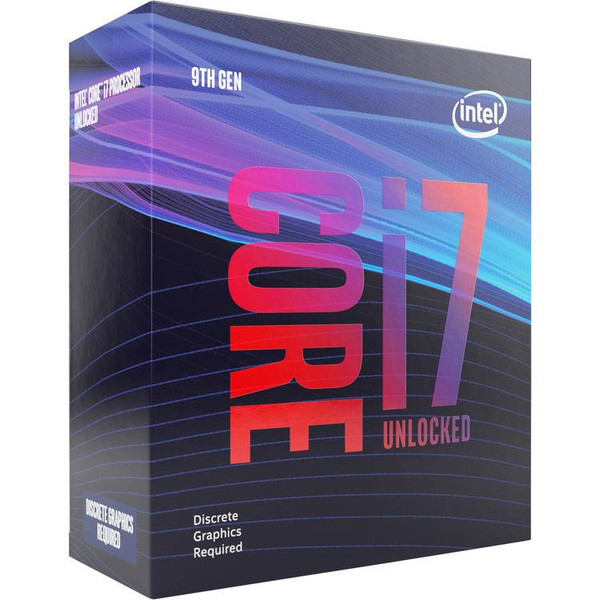 Intel Core i7-9700KF Octa-core (8 Core) 3.60 GHz Processor BX80684I79700KF - Retail Pack