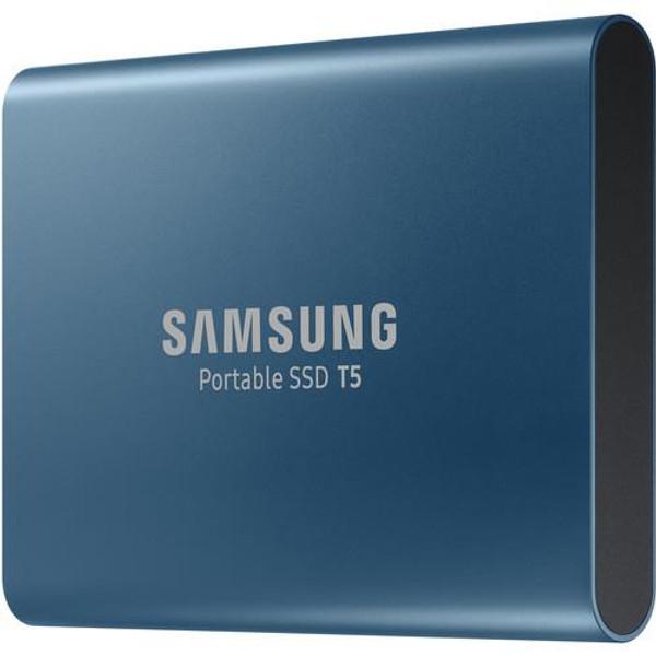 Samsung T5 MU-PA500B/AM 500 GB Solid State Drive - External - Portable