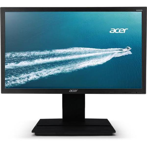 "Acer B206HQL 19.5"" LED LCD UM.IB6AA.A01 Monitor - 16:9 - 8ms"
