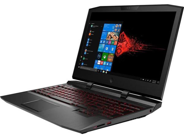 "HP OMEN X 17-ap000 2LV57UA#ABA 17.3"" Laptop (2.80 GHz Intel Core-i7-7700HQ, 16 GB DDR4 SDRAM, 1 TB HDD, 256 GB SSD, Windows 10 Home)"