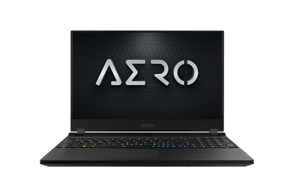"Gigabyte AERO 15 OLED WA-7US5130SP 15.6"" Laptop (2.6 GHz Intel Core-Ci7-9750H, 16 GB DDR4 SDRAM,  512 GB SSD, Windows 10 Pro)"