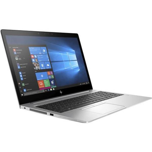 "HP EliteBook 850 G5 15.6"" Touchscreen 3RS16UT#ABA Laptop (1.60 GHz Intel Core-i5-8250U, 8 GB DDR4 SDRAM, 256 GB SSD, Windows 10 Pro)"