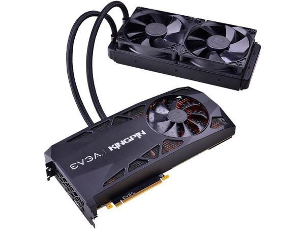 EVGA GeForce RTX 2080 Ti 11G-P4-2589-KR Graphic Card - 1.77 GHz Boost Clock - 11 GB GDDR6